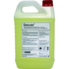 Биосан / для очистки сантехнического оборудования / концентрат / 5 л