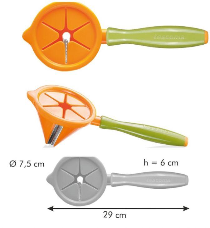 Приспособление для нарезки овощей полосками PRESTO CARVING 422060