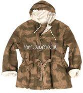 куртка зимняя двухсторонняя WH WENDEJACKE SUMPFTARN (REPRO)