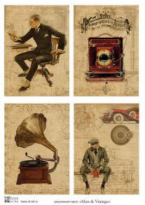 Men & Vintage