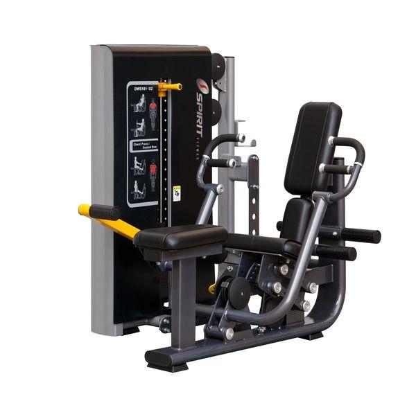 Жим от груди/гребная тяга DWS101-U2 Spirit Fitness