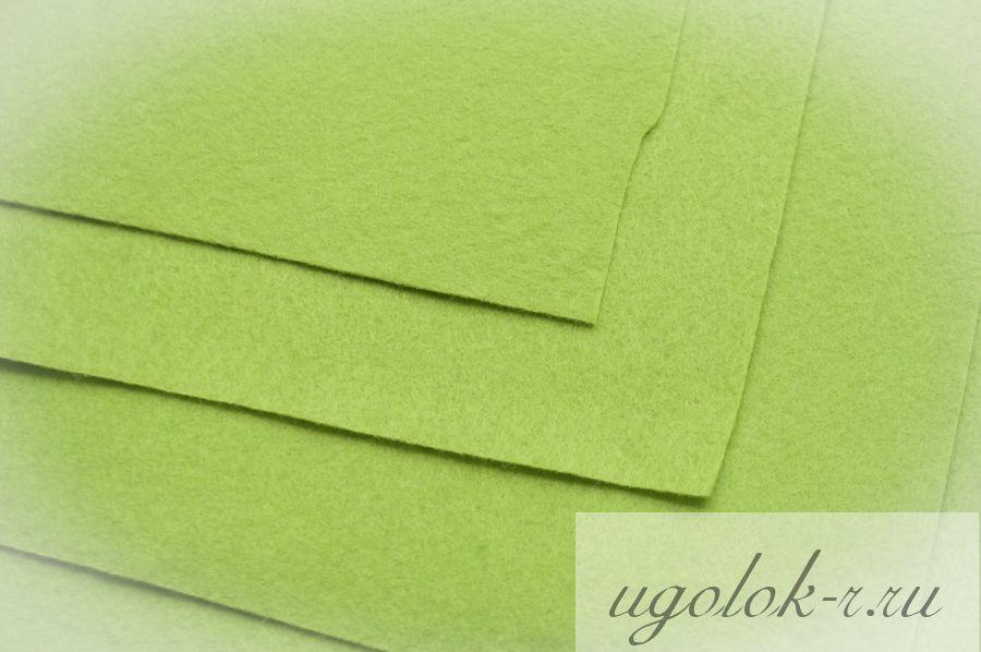 Фетр (зеленый)