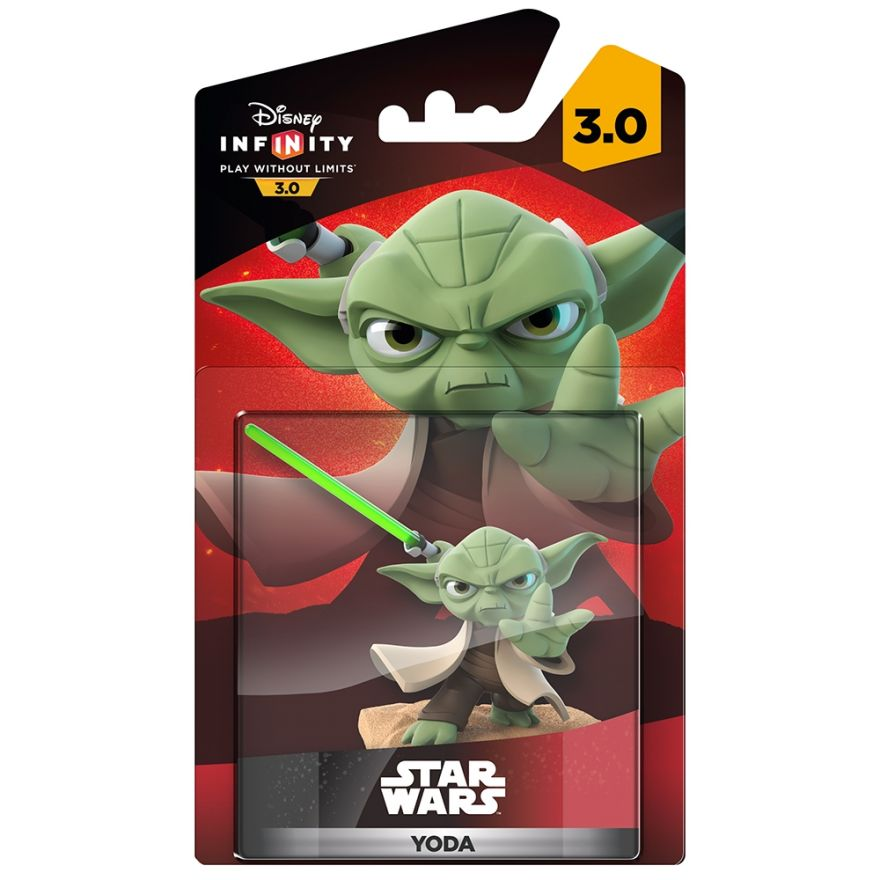 Фигурка Disney Infinity 3.0 Персонаж Yoda