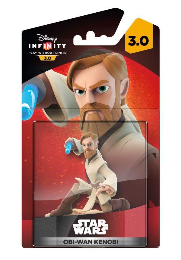 Фигурка Disney Infinity 3.0 Персонаж Obi-Wan Kenobi