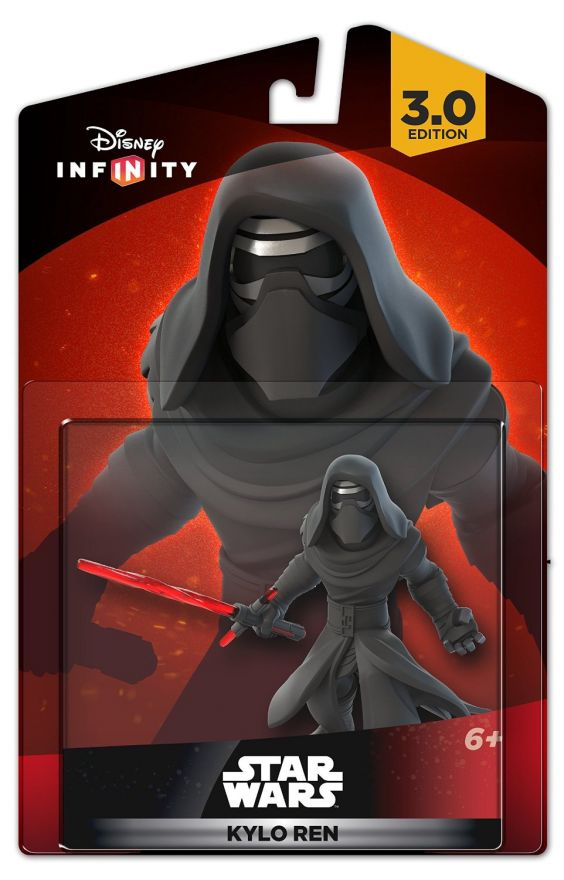 Фигурка Disney Infinity 3.0 Персонаж Kylo Ren