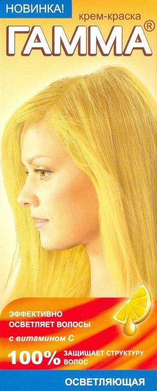 Краска для волос Осветляющая