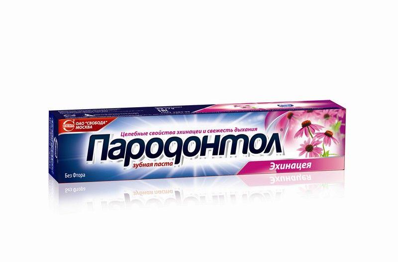 Зубная паста Пародонтол ЭХИНАЦЕЯ