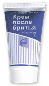 Крем после бритья с витамином F, 41мл