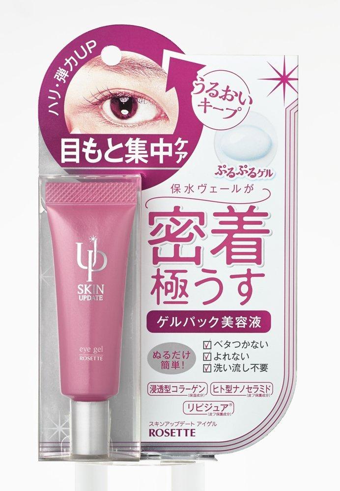 ROSETTE Увлажняющий гель для кожи вокруг глаз на основе натуральных компонентов с коллагеном и церамидами 15 гр