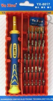 Инструменты для ремонта сотовых YX-8017B 30 в 1  качест.