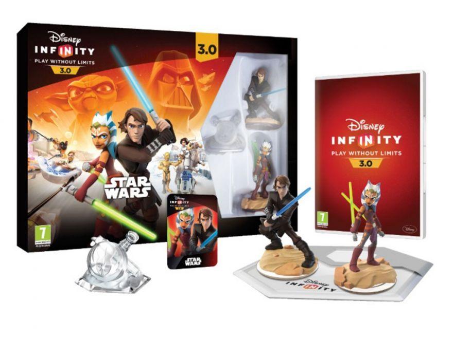 Disney Infinity 3.0 (PS3) Стартовый набор