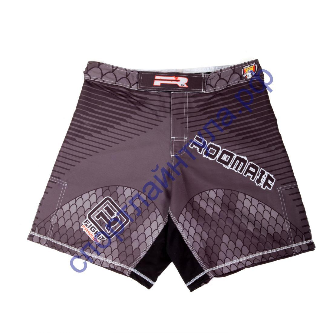 ММА шорты RMF-502 Black/Graphite