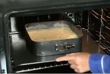 Форма  для торта раскладная  квадратная DELICIA 24х24 см 623296