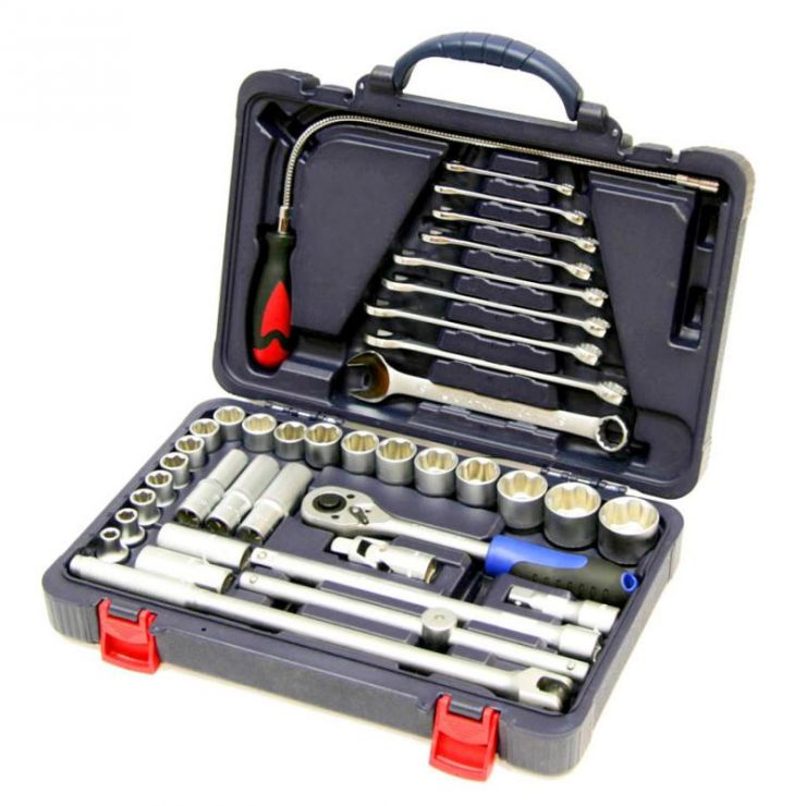 Набор инструмента станкоимпорт 39 предметов CS-ТК39PMQ
