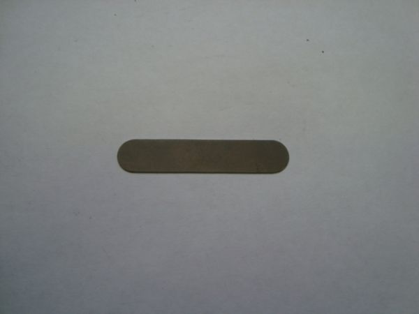 Пластины клапана LB40