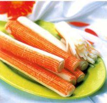 Рыбные палочки крабовые упаковка  200 гр