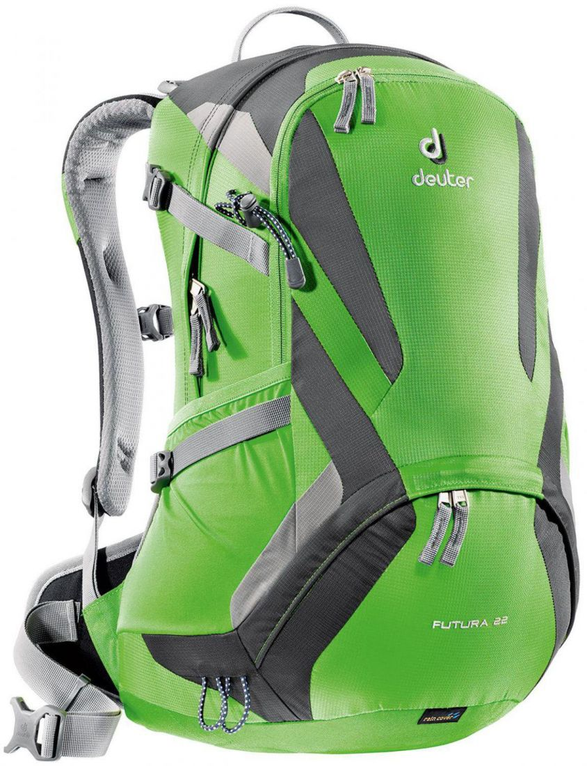 Deuter Aircomfort Futura Futura 22L spring-anthracite универсальный рюкзак