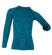брубек термобелье Комплект детский (дев) BRUBECK wool merino купить в интернет магазине 2