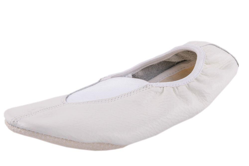 Чешки белые для девочки от Котофей