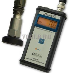 ОПАЛ - виброметр для измерения СКЗ виброскорости