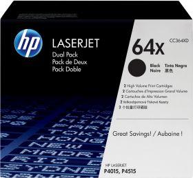Картридж оригинальный HP   CС364XD  (№64X)