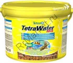 TetraWaferMix корм-чипсы для всех донных рыб 3,6 л
