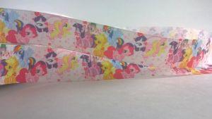 Лента репсовая с рисунком, 25мм, длина 10м, Арт. ЛР5152