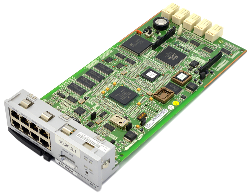 Samsung OfficeServ 7400 MP40 Master Processor (KPOS74BMPM/XAR) б/у