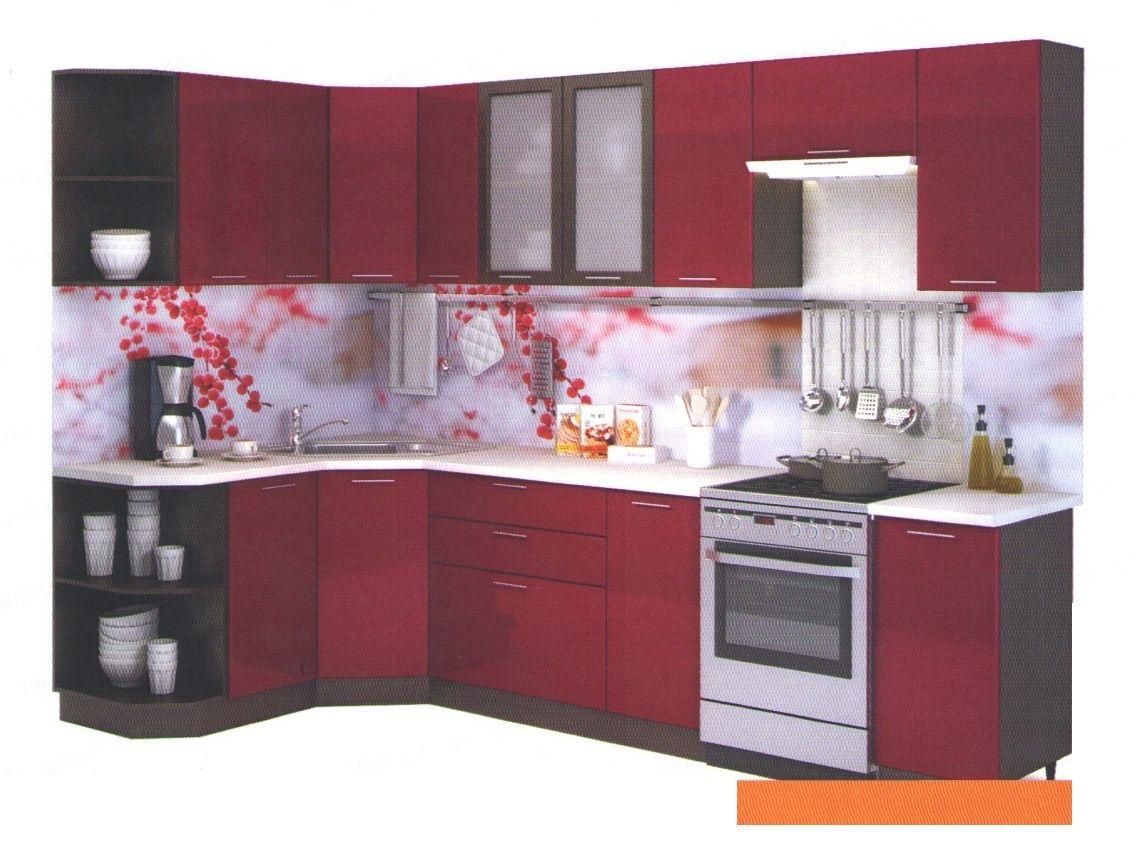 Кухня ВЛ-06