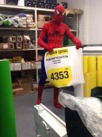 Костюм Спайдермена (Spider-Man)
