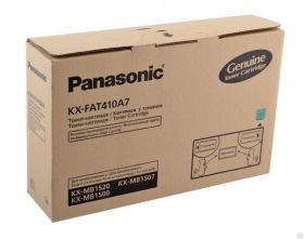 Panasonic KX-FAT410A/E(7) Оригинальный Тонер-картридж (2500стр.)