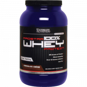Ultimate Nutrition ProStar Whey Protein (907 гр.)