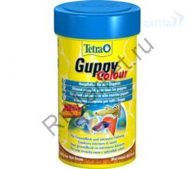 TetraGuppy Colour корм для гуппи для улучшения окраса