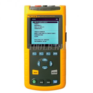 Fluke 43B - анализатор качества электроэнергии