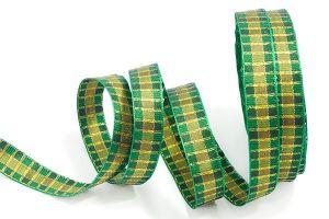 `Лента шотландка, ширина 15 мм, Арт. 374100301