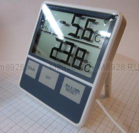 TM1015A комнатно-уличный термометр