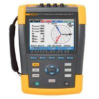Fluke 437 II/BASIC - анализатор качества электроэнергии купить