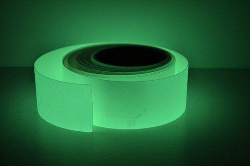 Фотолюминесцентнаяя светящаяся в темноте «NoSkidding».