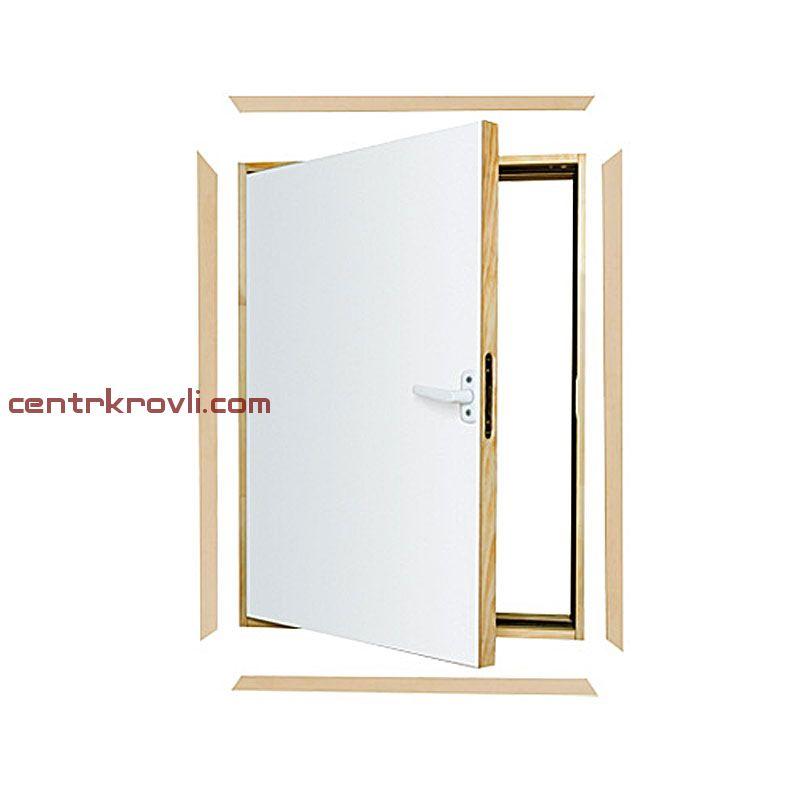 Карнизная дверь DWK