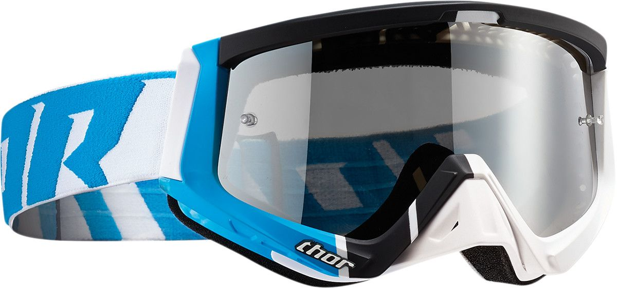 Thor - 2016 Sniper Barred очки, сине-белые