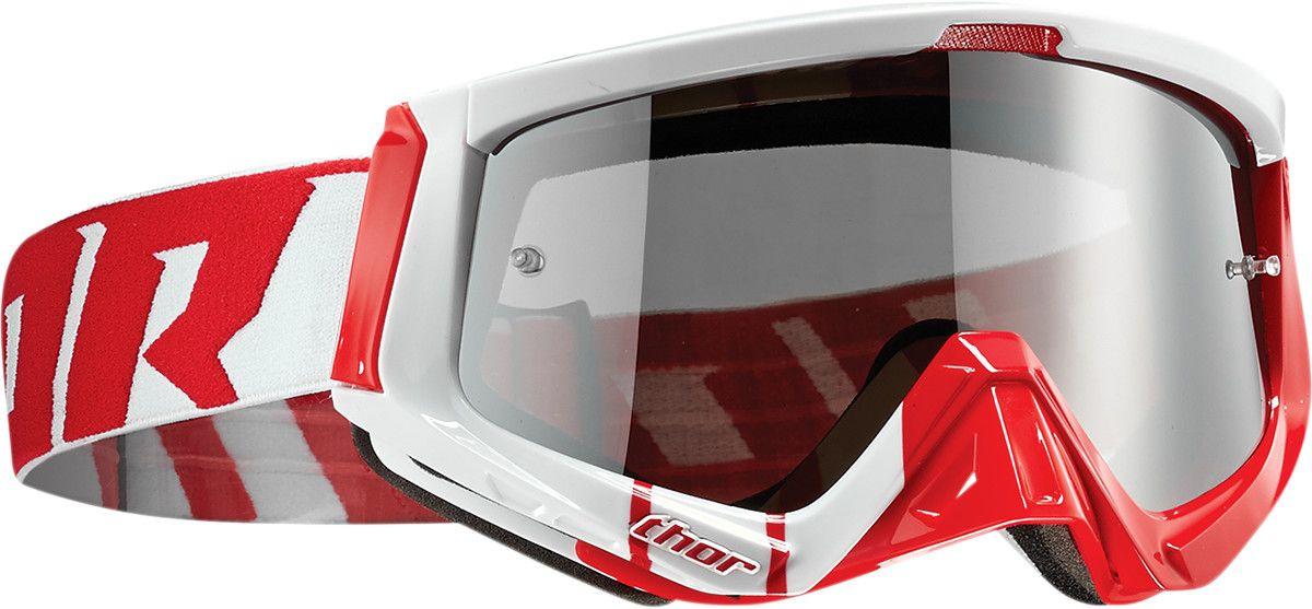 Thor - 2016 Sniper Barred очки, красно-белые