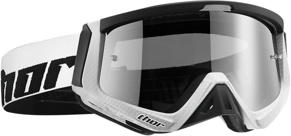 Thor - 2016 Sniper Carbon очки, бело-черные