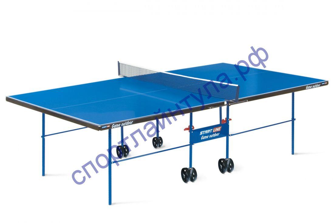 Стол для настольного тенниса Game Outdoor 2