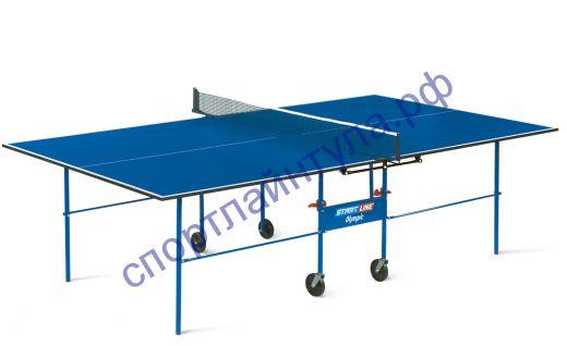Стол для настольного тенниса Olympic с сеткой