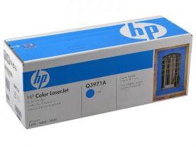 HP Q3971A Оригинальный Синий картридж ( 2000 стр.)