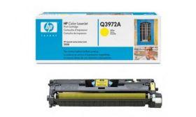 HP Q3972A Картридж оригинальный Yellow ( 2000 стр.)