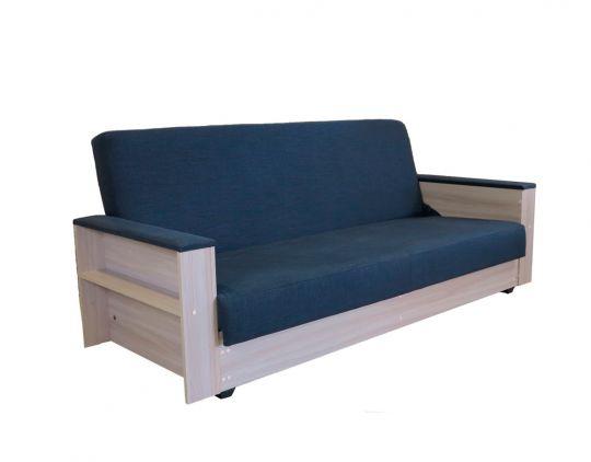 Диван-кровать Бруно синий