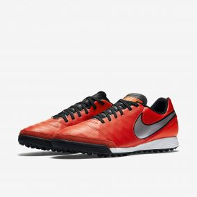 Шиповки NIKE TIEMPO GENIO II LEATHER TF 819216-608