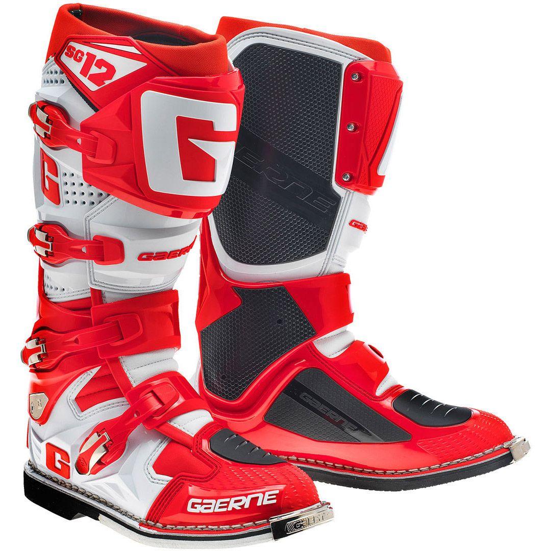 Gaerne - SG-12 Red мотоботы, красные