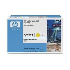 HP Q5952A Картридж оригинальный Yellow (10000стр.)